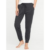 French-Terry Lounge Joggers for Women