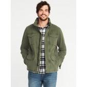 Garment-Dyed Built-In-Flex Twill Jacket for Men