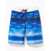 Printed Board Shorts for Boys