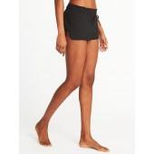 Drawstring Board Shorts for Women