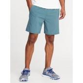 Go-Dry 4-Way Stretch Run Shorts for Men - 7-inch inseam