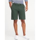 Ultimate Slim Built-In Flex Ripstop Shorts for Men - 10-inch inseam