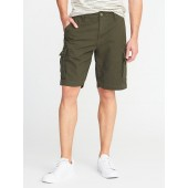 Lived-In Built-In Flex Ripstop Cargo Shorts for Men - 10-inch inseam