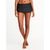 Side-Tie Swim Skirt for Women