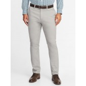 Athletic Built-In Flex Signature Non-Iron Dress Pants for Men