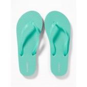 Neon-Color Flip-Flops for Girls