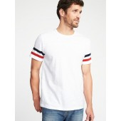Football-Style Tee for Men
