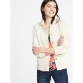 Denim Chore Jacket for Women