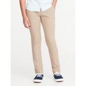 Skinny Uniform Pants for Girls