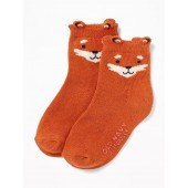 Graphic Crew Socks for Toddler Boys & Baby