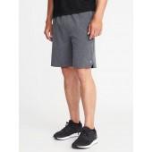 Go-Dry 4-Way Stretch Shorts for Men - 9-inch inseam