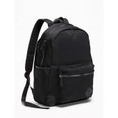 Zip-Top Backpack for Men