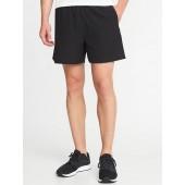 Go-Dry 4-Way Stretch Run Shorts for Men - 5-inch inseam