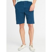 Lived-In Khaki Shorts for Men - 10-inch inseam