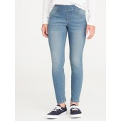 Skinny Pull-On Jeggings for Girls