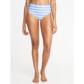 Mid-Rise Swim Bottoms for Women