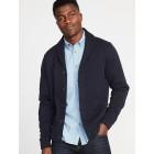 Shawl-Collar Sweater-Fleece Cardigan for Men