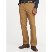 Straight Ultimate Built-In Flex Non-Iron Pants for Men