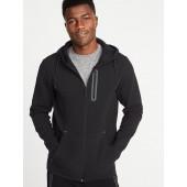 Built-In Flex Zip Hoodie for Men