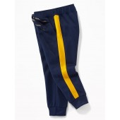 Retro-Stripe Track Pants for Toddler