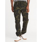 Built-In Flex Ripstop Cargo Joggers for Men