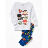 DC Comics&#153 Justice League Sleep Set for Toddler Boys & Baby