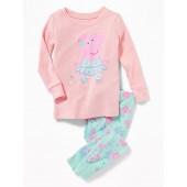 Peppa Pig&#153 Sleep Set for Toddler Girls & Baby