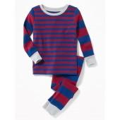 Striped Sleep Set for Toddler Boys & Baby