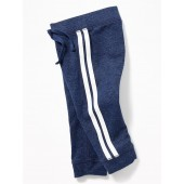 Side-Stripe Rib-Knit Leggings for Baby
