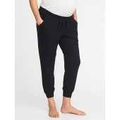 Maternity Cropped Lounge Pants