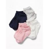 Ankle Socks 8-Pack for Toddler & Baby