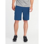 Go-Dry 4-Way Stretch Ripstop Shorts for Men - 9-inch inseam