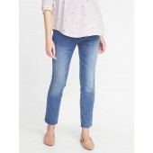 Maternity Premium Full Panel The Power Jean a.k.a. The Perfect Straight