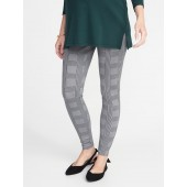 Maternity Full-Panel Ponte-Knit Stevie Leggings
