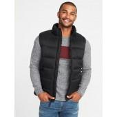 Frost-Free Puffer Vest for Men