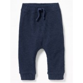 Thermal-Knit Leggings for Baby