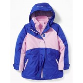 3-in-1 Snow Jacket for Girls