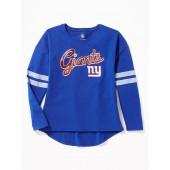 NFL&#174 Team Hi-Lo Tee for Girls