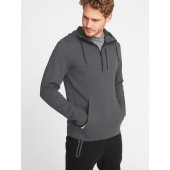 Built-In Flex 1/2-Zip Hoodie for Men