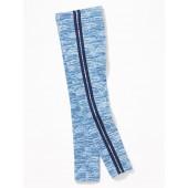 Jersey Full-Length Leggings for Girls