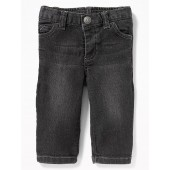 Gray-Wash 24/7 Jeans for Baby