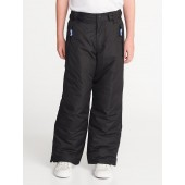Water-Resistant Snow Pants for Boys