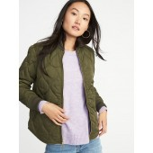 Lightweight Quilted Jacket for Women