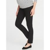 Maternity Side-Panel Skinny Jeans