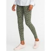 Printed Jersey Leggings for Women