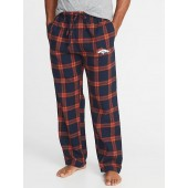 NFL&#174 Team-Graphic Flannel Sleep Pants for Men