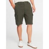 Broken-In Built-In Flex Ripstop Cargo Shorts for Men (10