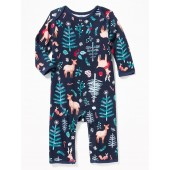Printed One-Piece for Baby