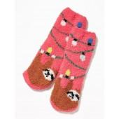 Graphic Cozy Socks for Kids