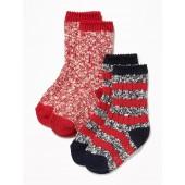 Boot Socks 2-Pack for Toddler Boys